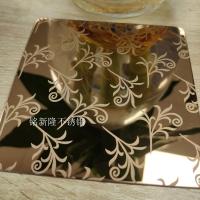 ?#32431;?#32418;铜金不锈钢板 彩色不锈钢板