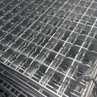 齿形钢格栅板 隐形装饰井盖定制