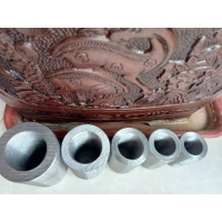黑龙江绥化钢筋套筒有正反丝钢筋连接套筒现货供应