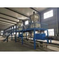 FS免拆復合保溫外模板設備生產線 建筑行業內自動化生產線