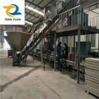 自動化FS免拆復合保溫板設備 綠色發展前景廣泛