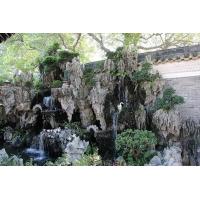 长沙假山鱼池制作 庭院水池假山公司-石韵拥有专业假山施工队