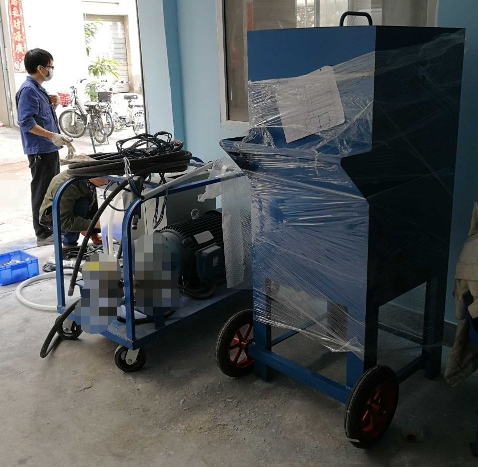 水喷砂机,高压水动力喷砂机,湿式喷砂机,环保喷砂机