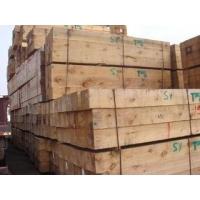 铁杉建筑木方板材加工