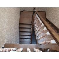 原水泥樓梯鋪板現澆樓梯鋪板紅橡原木鋪板高檔別墅鋪板