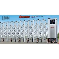 鋁合金電動遙控伸縮門