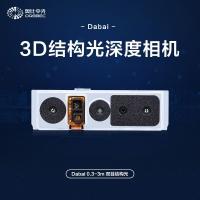 奥比中光(ORBBEC) DaBai 3D双目结构光深度相机