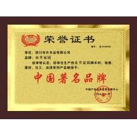 中国著名名牌