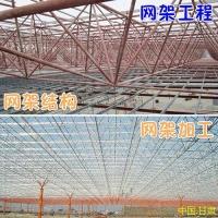 甘肃兰州青海西宁钢结构网架膜结构工程加工制作安装厂家