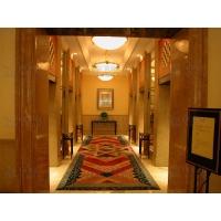 酒店走廊电梯厅地毯定做 可过消防