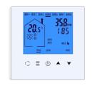 PM2.5 CO2 液晶控制器