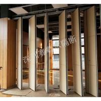 深圳酒店重型推拉门厂家直销折叠门移门定制
