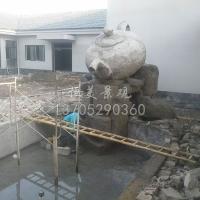 水泥雕塑系列-南京恒美景观工程有限公司