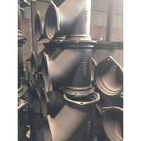 天津铸铁管  B型双法兰铸铁管