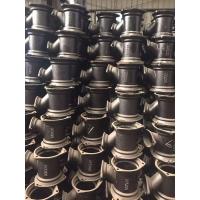 W型柔性铸铁管、检查口铸铁管批发 天津铸铁管