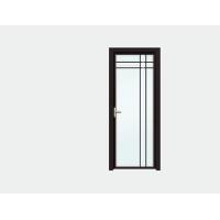50窄边框平开门-F-19056