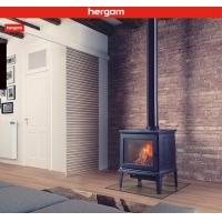 西班牙纯进口顶级燃木壁炉Hergom