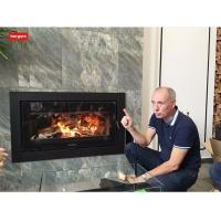 西班牙进口燃木真火取暖壁炉