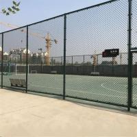 河北球場圍網 浸塑球場圍網 框架球場圍網生產銷售