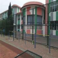 学校球场围网 浸塑球场围网厂 篮球场围网生产厂家