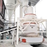 活性炭雷蒙磨HC系列纵摆磨粉机