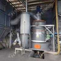 钢渣微粉流程工业固废二次利用粉磨工艺