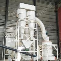 生石灰磨机HCQ新型雷蒙磨粉机