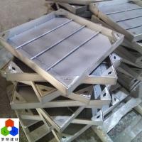 不锈钢隐形井盖800*800 304窨井盖板 不锈钢铺装井盖