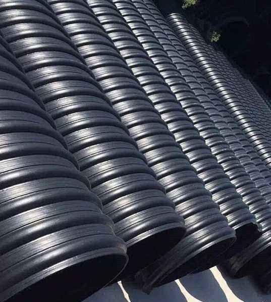 湖南长沙钢带螺旋增强波纹管dn500