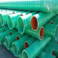 MFPT塑钢复合管 玻璃钢塑钢管钢塑复合管扩口式连接