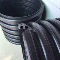 湖南内肋管 多肋管生产创耐施管业 增强排污管