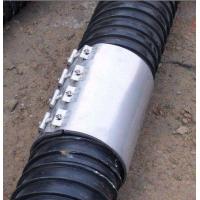 湖南邵阳HDPE塑钢缠绕管增强螺旋管dn300新产品才是趋势