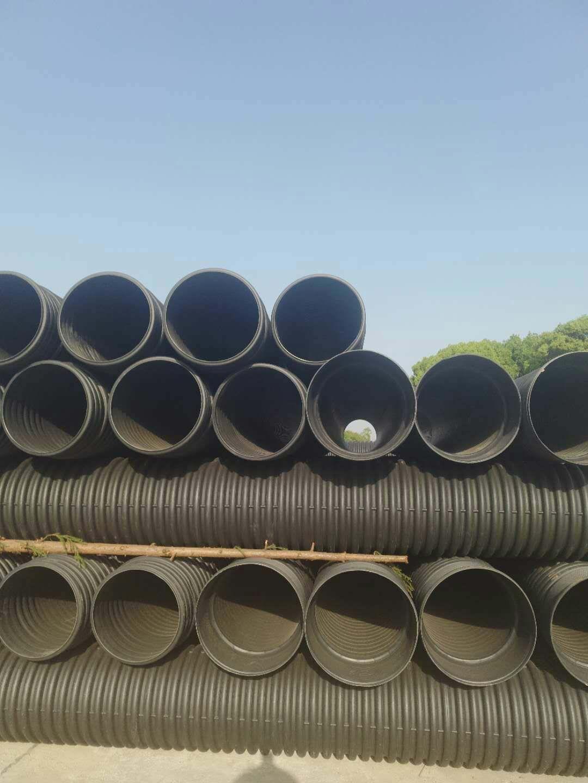 湖南長沙HDPE雙壁波紋管排污管DN200-- 創耐施