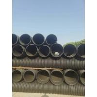 湖南长沙HDPE双壁波纹管排污管DN200