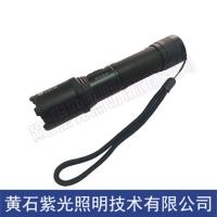 YJ1018LED强光手电筒_YJ1018紫光工业照明