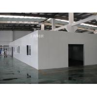 生产安装彩钢夹芯板 室内隔断、净化隔断、酒店隔墙