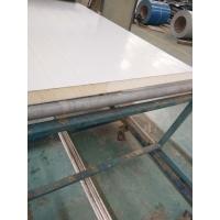 供应优质1150型聚氨酯夹芯板 硬质聚氨酯冷库板