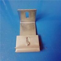 干字型外墙保温一体板锚固件铝合金挂件