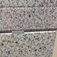 铝合金一体板挂件安装方法