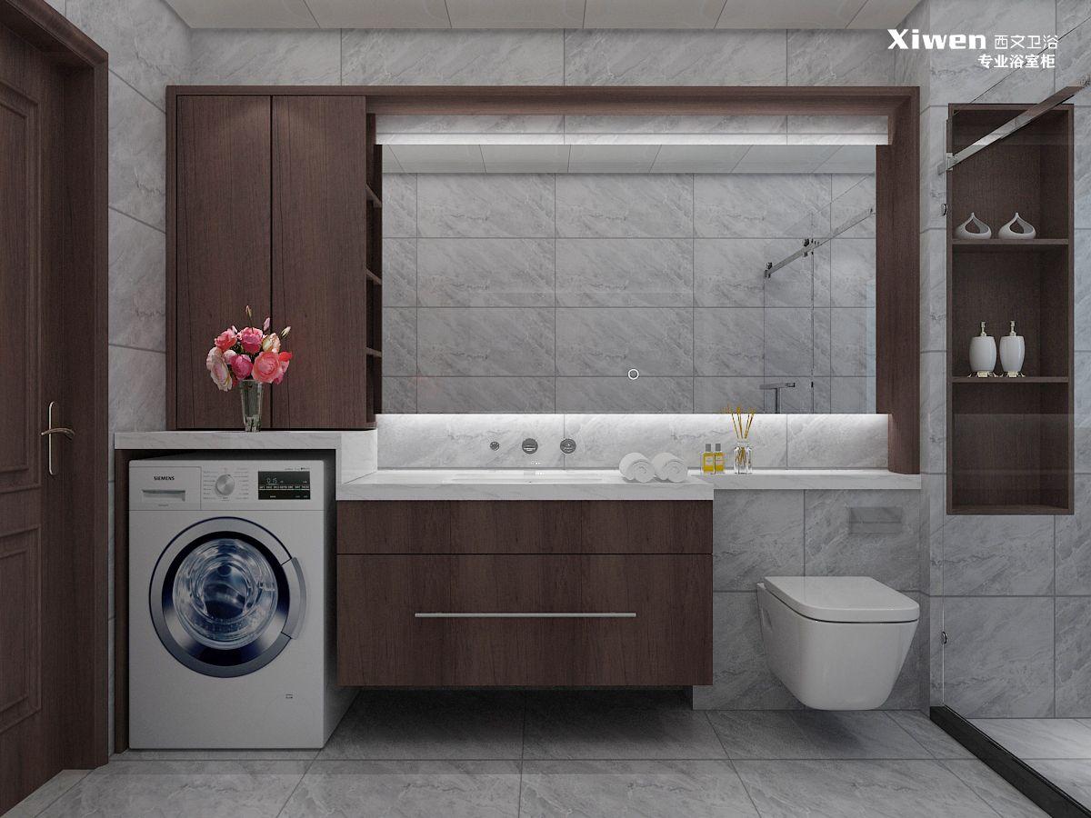西文非�硕ㄖ�-�R桶浴室柜