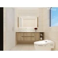 西文非标定制-挖缺浴室柜