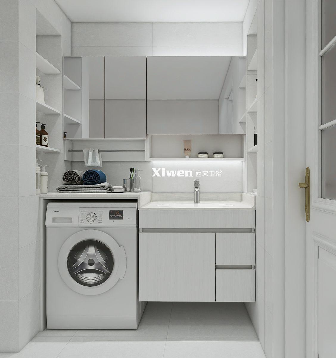 西文非�硕ㄖ�-洗衣�C柜