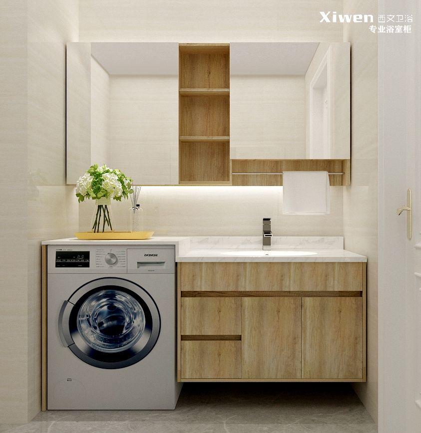 tt赌博非标定制-洗衣机柜