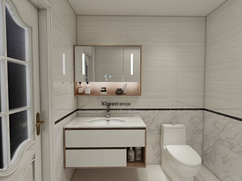 西文卫浴 非标定制 马桶柜 浴室柜 非标定制浴室柜