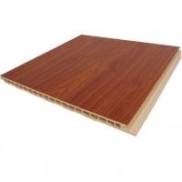 南京竹木纖維護墻板-南京遠拓建材-木紋系列-海南紅花梨