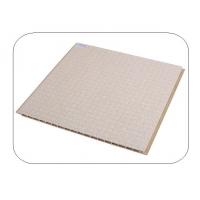 南京竹木纤维护墙板-南京格韵护墙板-压花系列-300中原富贵