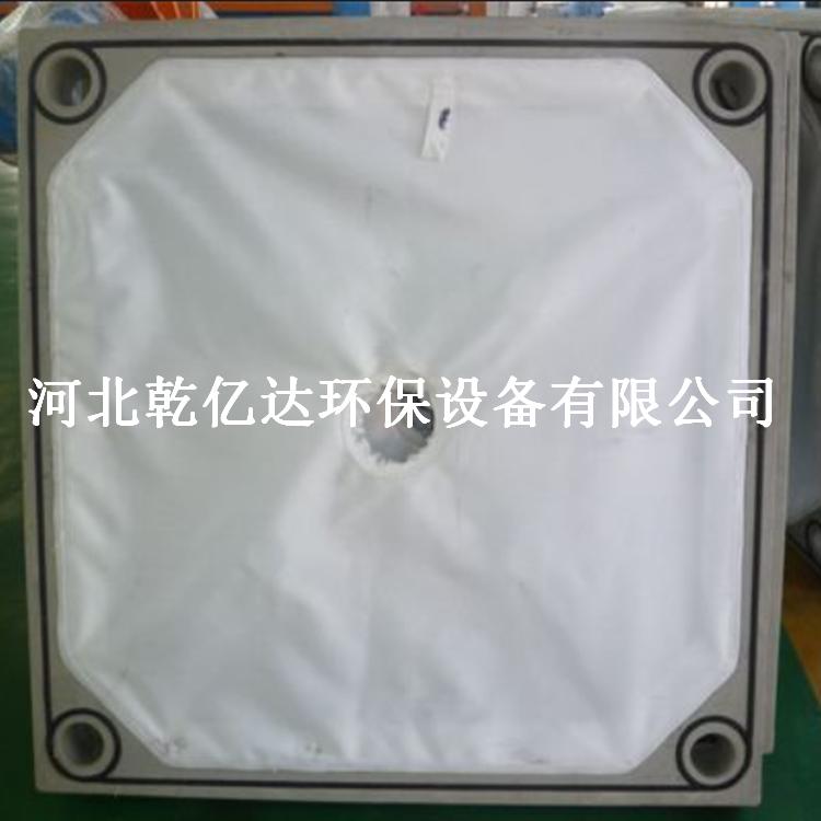 加工定制板框厢式污水处理压滤机滤布 丙纶单丝滤布