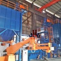 青岛树脂砂线生产厂家 树脂砂再生线