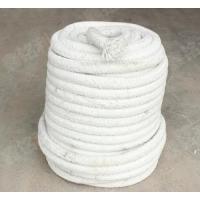 四川宜宾硅酸铝纤维绳  耐高温 耐化学腐蚀 耐热冲击