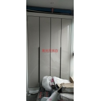 现代轻奢风格全铝衣柜